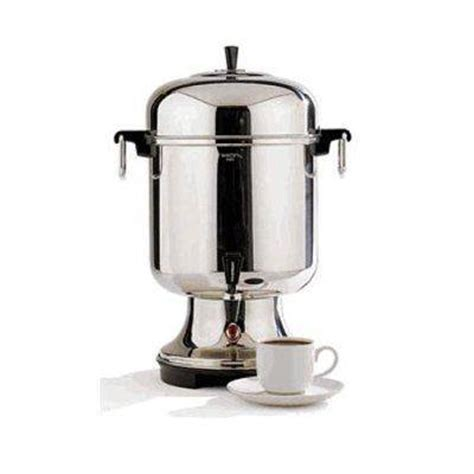 FARBERWARE FSU236 36 Cup STEEL COFFEE MAKER
