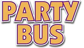 party bus logo the party bus
