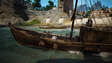 Fishing Boat Bdo Crafting by Ships Black Desert Online