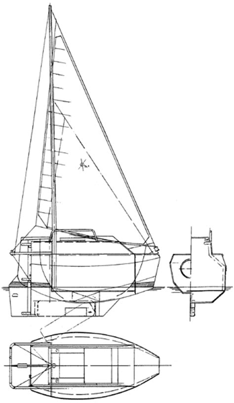 Bluewater Boat Plans by Tiny Blue Water Sailboats Page 2