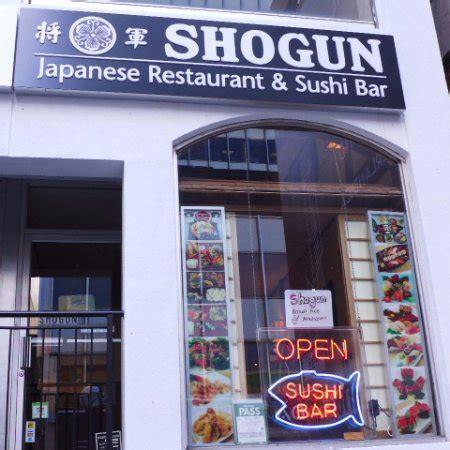 shogun japanese cuisine shogun japanese restaurant toronto 154 cumberland st