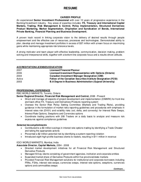 Professional Investment Banking Resume by Chronological Professional Investment Analyst Resume