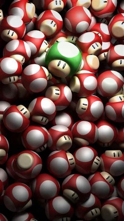 Mario Iphone Wallpapers Mushrooms Idownloadblog