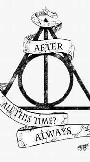 Always Harry Potter Png - After All This Time Always Logo ...