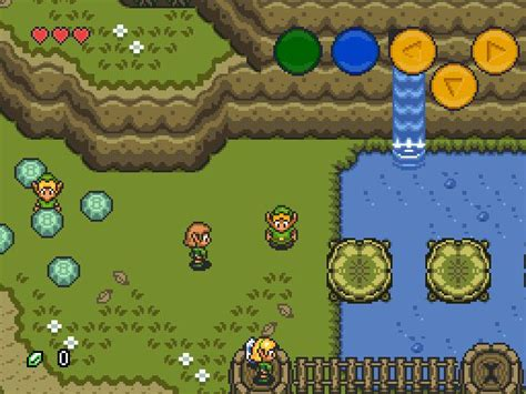 legend of zelda fan games ocarina of time being remade in snes style by fans for pc