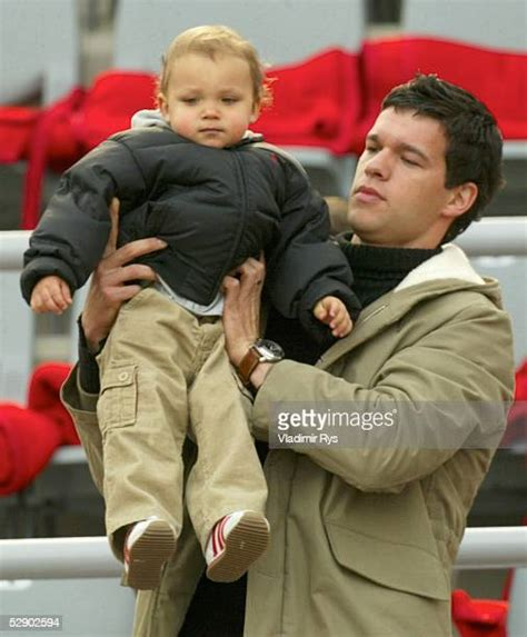 Maybe you would like to learn more about one of these? Michael Ballack And Sons Stock Photos and Pictures   Getty Images