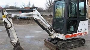 Bobcat 320  320l 322 Mini Excavator Service Repair Workshop