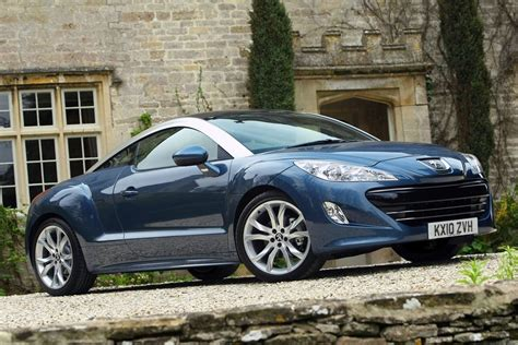 peugeot rcz peugeot rcz 2010 car review honest john