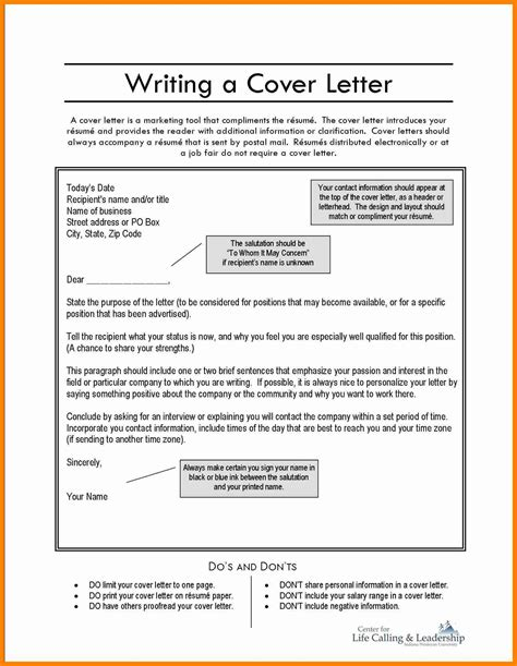 what do you write in a cover letter 11 how do you write a cover letter for a resume resume type