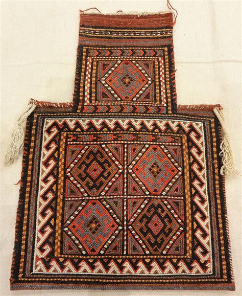 antique rugs for antique shahsavan salt bag santa barbara design center