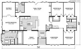 wide mobile home floor plans oregon image mag