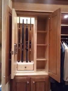 1000 ideas about gun closet on gun rooms gun