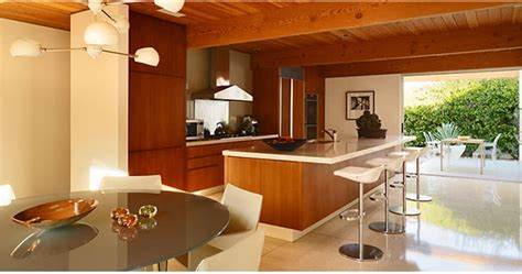 mid century kitchen design best 33 images mid century modern kitchen design 7493