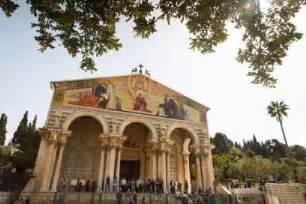 Garten Der Nationen by Ostern In Jerusalem Die Schaupl 228 Tze Der Ostergeschichte