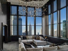 livingroom nyc penthouse at the new york palace costs 250k a month business insider