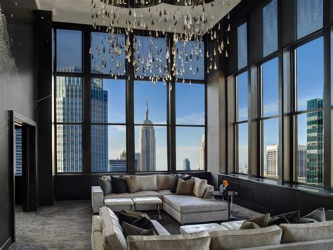 manhattan  york  hoteles  bedroom suites  times