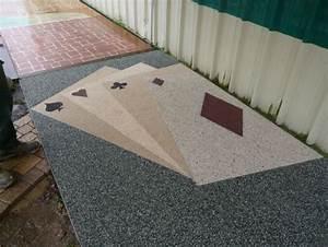 Sol Pour Terrasse : revetement design decoratif terrasse ~ Edinachiropracticcenter.com Idées de Décoration