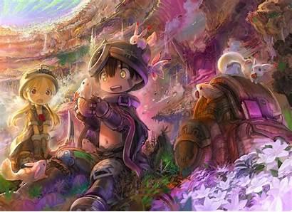 Abyss Anime Im Wallpapers Startet Juli Wallpapersafari