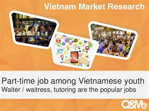 Advising customers on choices of coffees and cakes when… Part time job among vietnamese