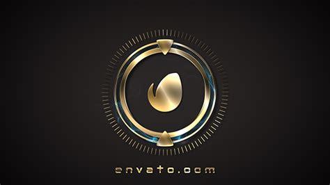 Gold Logo By Cgcrystal