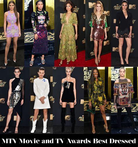 Mtv Movie Awards  Red Carpet Fashion Awards