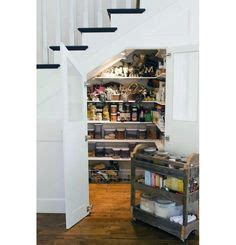 organizing cabinets in kitchen clever ways to add storage around staircases home 3790