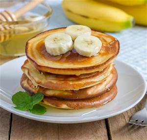 Bananenmuffins Ohne Mehl : rezept f r bananen haferflocken pancakes ohne zucker ~ Lizthompson.info Haus und Dekorationen