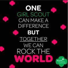 girl scout quotes sayings
