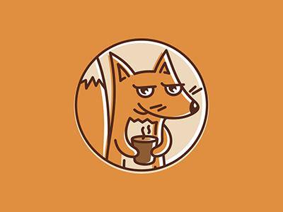 Brownfox waffle & coffee adalah kedai yang khusus sediakan aneka wafel nikmat dalam satu tempat. Brown Fox by Bolshakova Tatyana on Dribbble