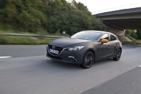 Mazda Skyactiv Diesel 2020 by Mazda S Skyactiv X Diesel Fuel Economy From Gasoline Engine
