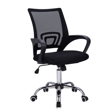 modern ergonomic desk chair modern mesh mid back office chair computer desk task