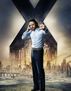 X-Men Days of Future Past character poster - James McAvoy ...