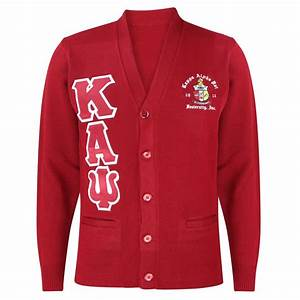 kappa alpha psi greek letter cardigan sweater red nupemall With greek letter sweaters