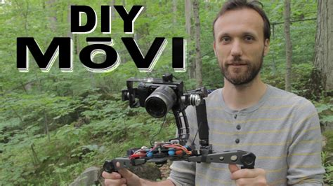 build   diy digital stabilized camera gimbal