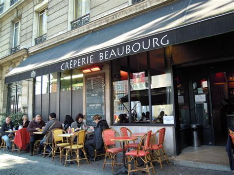 creperie beaubourg paris les halles restaurant avis