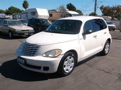 Find Used 2006 Chrysler Pt Cruiser, No Reserve In Orange