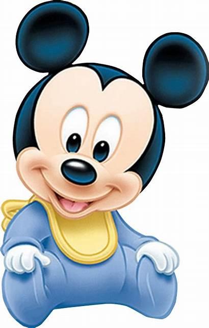 Mickey Bebe Minnie Bebes Imagen Guardar Como