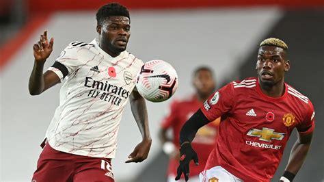 Man Utd 0-1 Arsenal player ratings: Gabriel, Thomas Partey ...