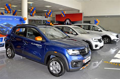 Renault Cars India by Year End Discounts On Renault Cars And Suvs Autocar India