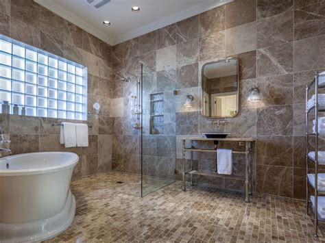 before and after a luxurious master bath remodel