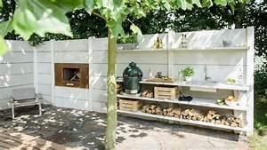 Multifunktionelle Outdoor K U00fcche Wwoo Gibt Dem Garten Den