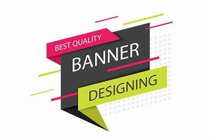 Banner Designing Website Creative Banners Web Notice