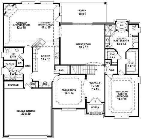 3 bedroom 2 bathroom house plans 654193 country 3 bedroom 2 5 bath house plan