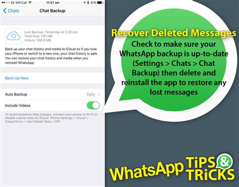 whatsapp how to recall edit and delete sent text