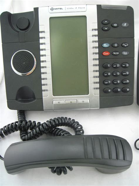 The mitel 5448 pkm provides 48 additional feature keys for a mitel 5220 ip phone. 4x Mitel 5340 VoIP 48 Key Telephone Backlit Display Cordless Accessorie Module | eBay