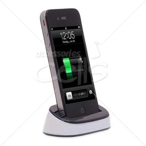 iphone 4 chargers accessories4cells charging iphone 4 iphone 4s stand