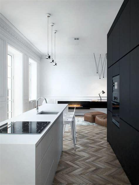 cuisine minimaliste 1001 photos inspirantes d 39 intérieur minimaliste