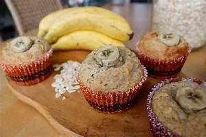 Bananenmuffins Ohne Mehl : warum haferflocken so gesund sind bananen hafer muffins ~ Lizthompson.info Haus und Dekorationen