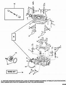 Edelbrock Electric Choke Wiring Diagram For 5 7 Mercruiser