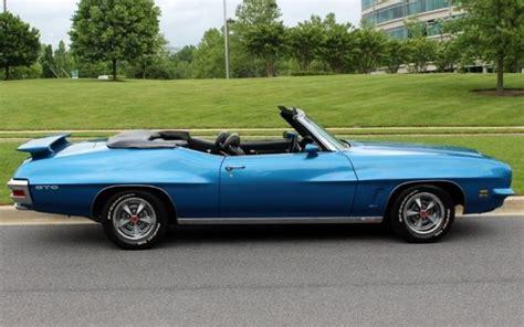 1972 Pontiac Gto Flemings Ultimate Garage